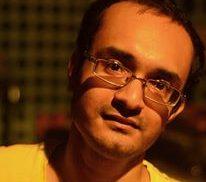 RDGAudio founder Rudra Ghosh