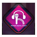 RDGAudio Logo New 2017 Small