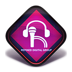 RDGAudio Logo New 2017 Small