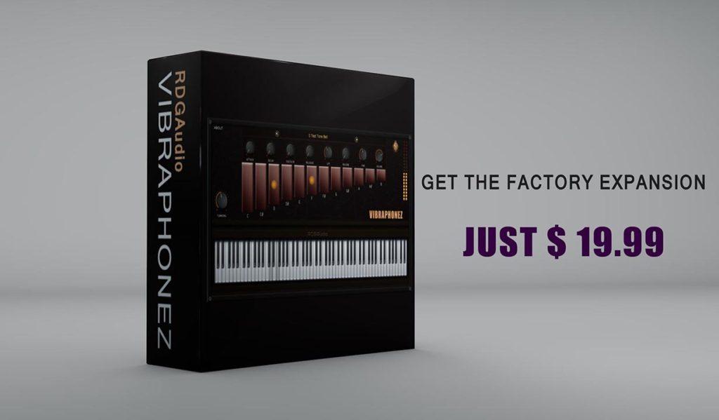 Product Box Vibraphonez HD