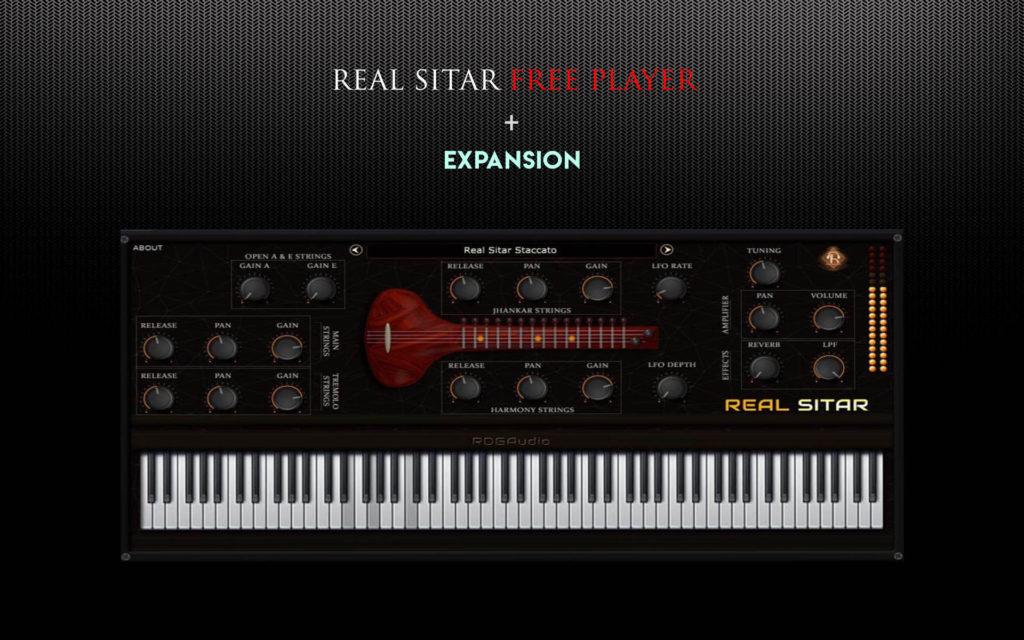 Real Sitar Home Page RDGAudio