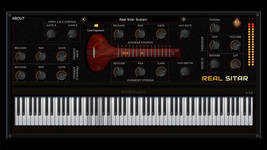 RDGAudio Real Sitar 2.0