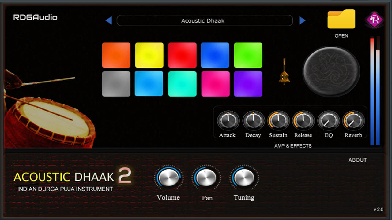 Acoustic Dhaak 2 RDGAudio