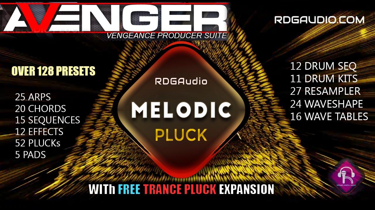 VPS Avenger Melodic Pluck RDGAudio