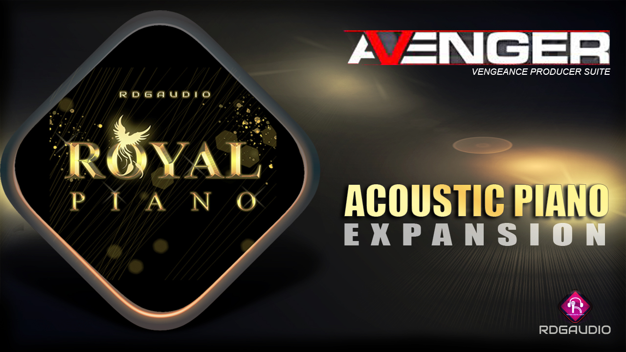 Royal Piano VPS Avenger Acoustic Piano Exp RDGAudio
