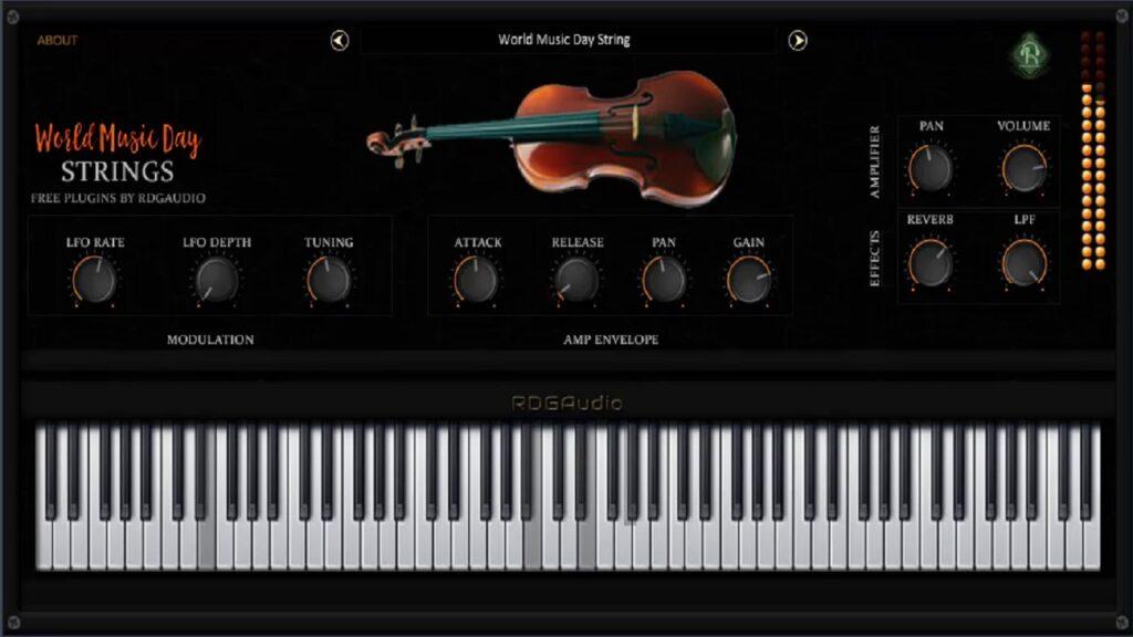 WMD Strings RDGAudio