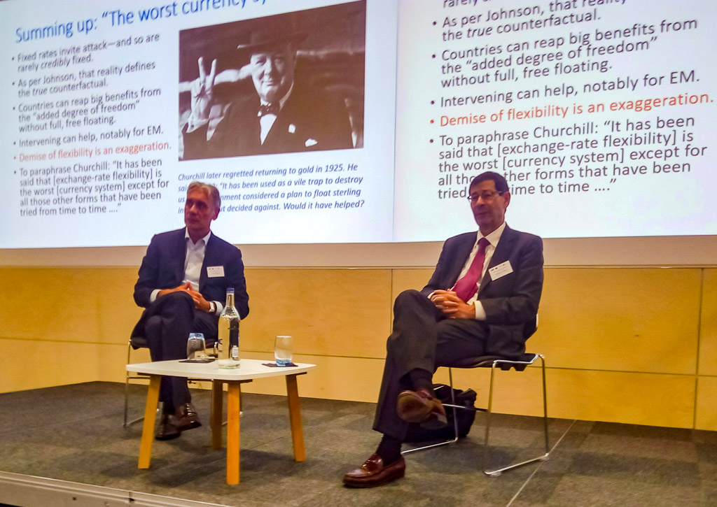 Gianluca Benigo (LSE) and Maurice Obstfeld (UC Berkeley)