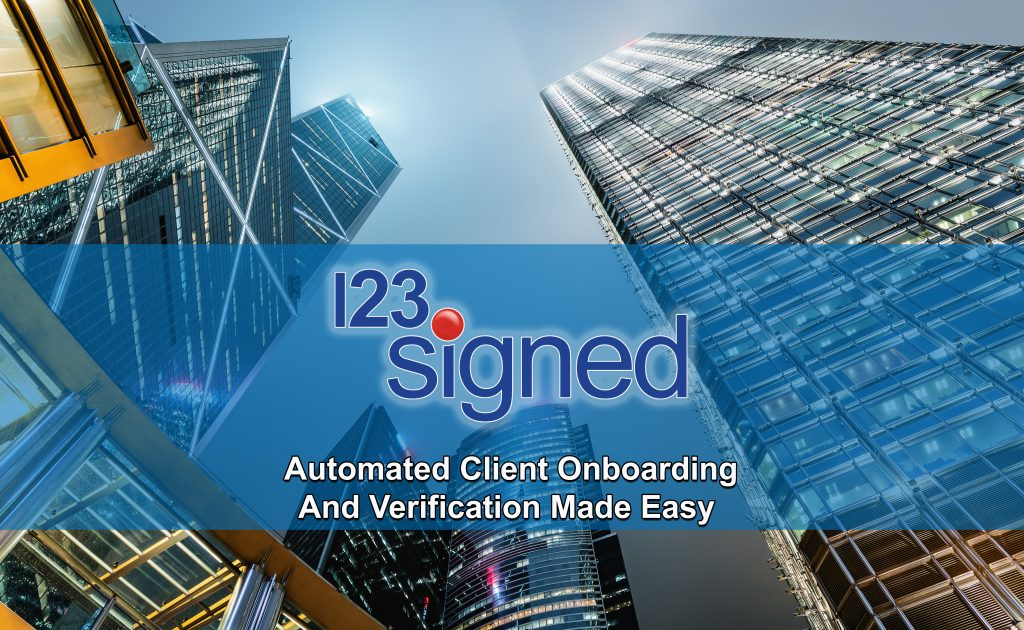 Onboarding and verifying your clients, just got easier!