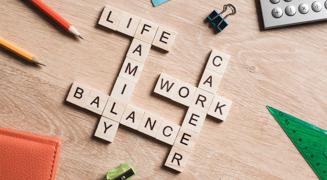Why we need to stop talking about work-life balance