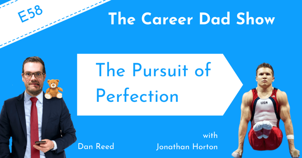 The Pursuit of Perfection Jonathan Horton