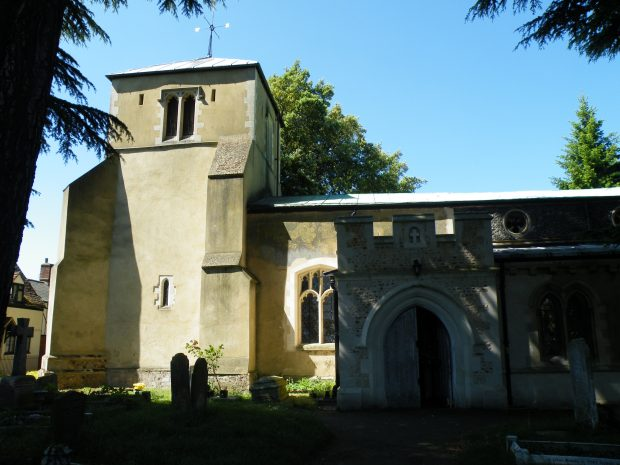 St Katherine's Church, Ickleford