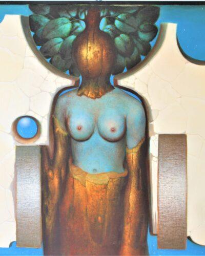 """""""Venus on Venus"""" by Mil Antonis"""