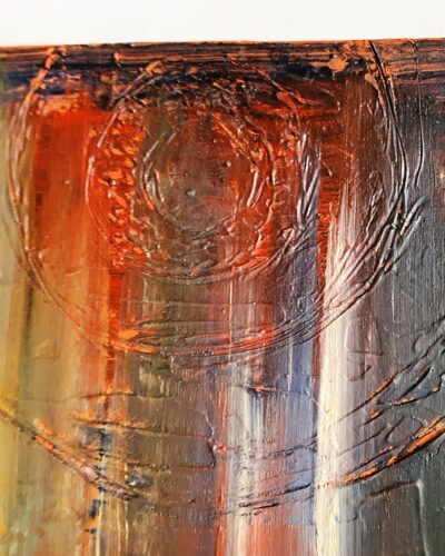 """Abstract Painting """"Eye 1"""""""