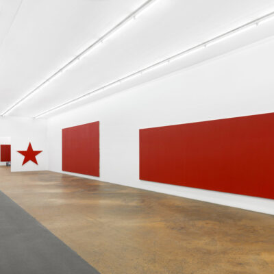 Olivier Mosset: A Classic Radical