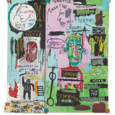Jean-Michel Basquiat's 6 Most Interesting Paintings at Fondation Louis Vuitton