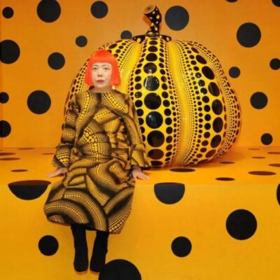 Yayoi Kusama – Obsessed with Polka Dots / Tate