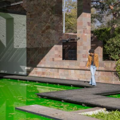 Olafur Eliasson's Life 2021 Exhibition at Fondation Beyeler