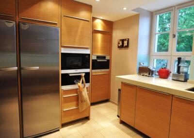 La Maison Paul Kitchen