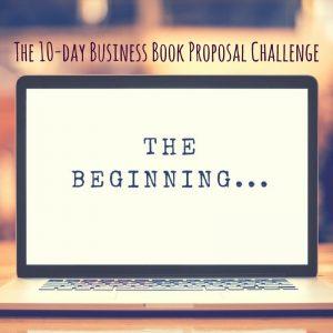 proposal challenge