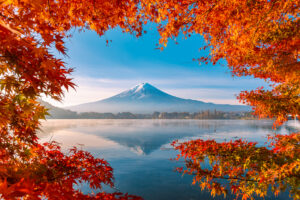 Autunno in Giappone