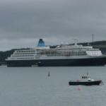 Cruise ship Saga Sapphire