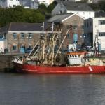 Milford trawlers