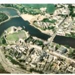 Pembroke and it's castle