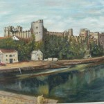 Pembroke Castle by George Witheridge