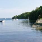 Sandy Haven at high tide