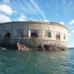 Stack Rock Fort of Sandy Haven