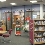 Visit the tourist information office in Milford Library