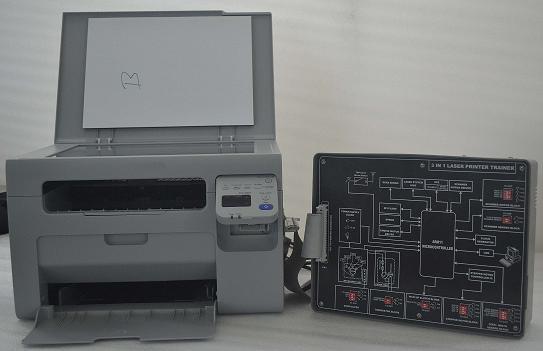 3 in 1 Laser Printer Trainer Model ETR 047