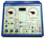AC Position Servo System Demonstrator Model PCT 001