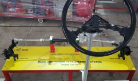Rack & Pinion Type Steering System Model AM 190