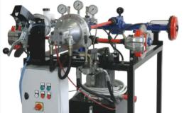 Automotive Hydraulic Double Circuit Brake System Simulator Model AM 019