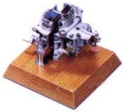 Automotive Twin Carburetor Model AM 095