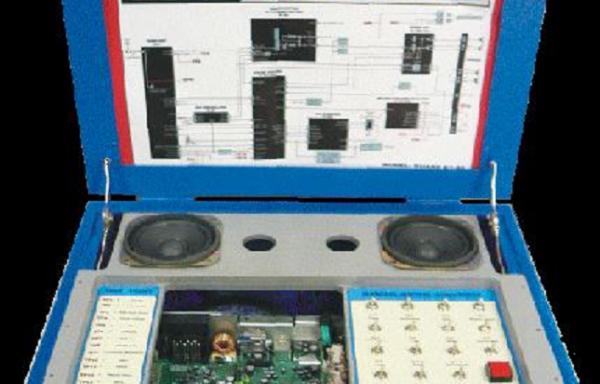 AM-FM Radio Trainer Model ETR 043