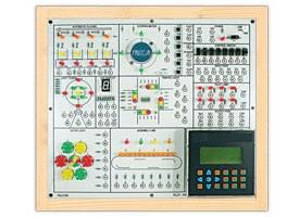Advanced PLC Trainer Model PCT 052