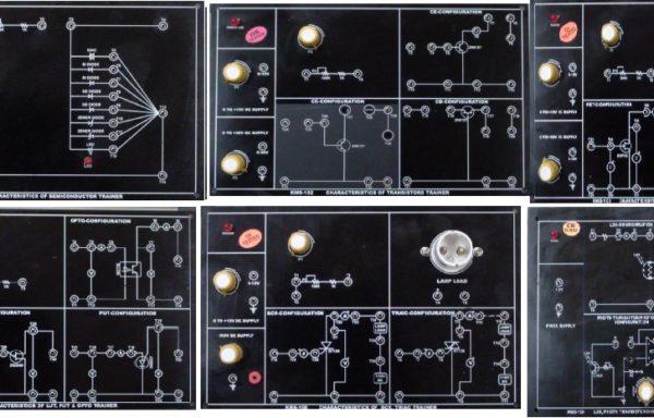 Characteristics of Semiconductors Model ETR 026 Series