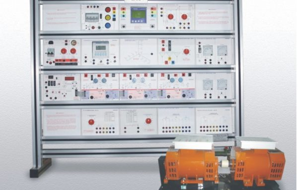 Asynchronous Machines Trainer Kit Model ELTR 002