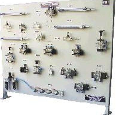 Basic Electro-Pneumatic Trainer Set Model PCT 005
