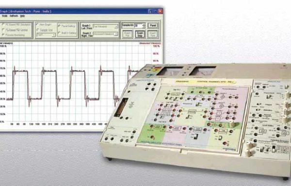 BASIC PID CONTROL TRAINER MODEL PCT 006
