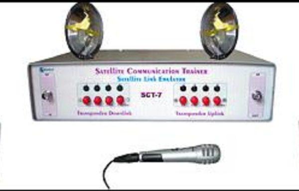 Basic Satellite Communication Training System (2.4GHz) Model TCM 006