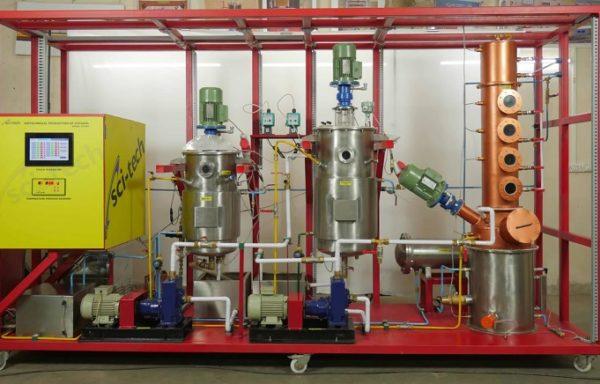 Bio Ethanol Plant Model PT 011