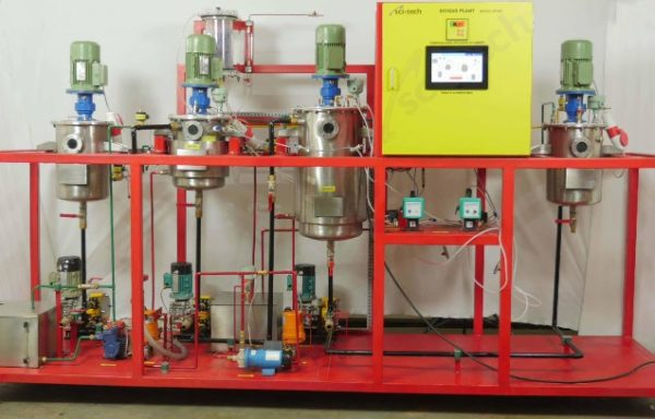 Bio Gas Plant Model PT 010