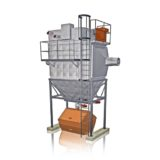 Centrifugal Electrostatic Precipitator ENV 019