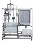 Coagulation, Flocculation and Settling Pilot Plant ENV 014