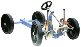 Automotive Complex Steering Geometry Study Trainer Model AM 194