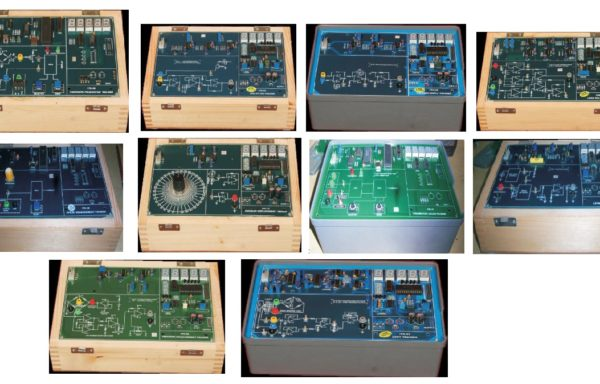 Instrumentation Control Trainers Series Model PCT 008 Series