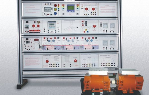 DC Machines Trainer Kit Model ELTR 005